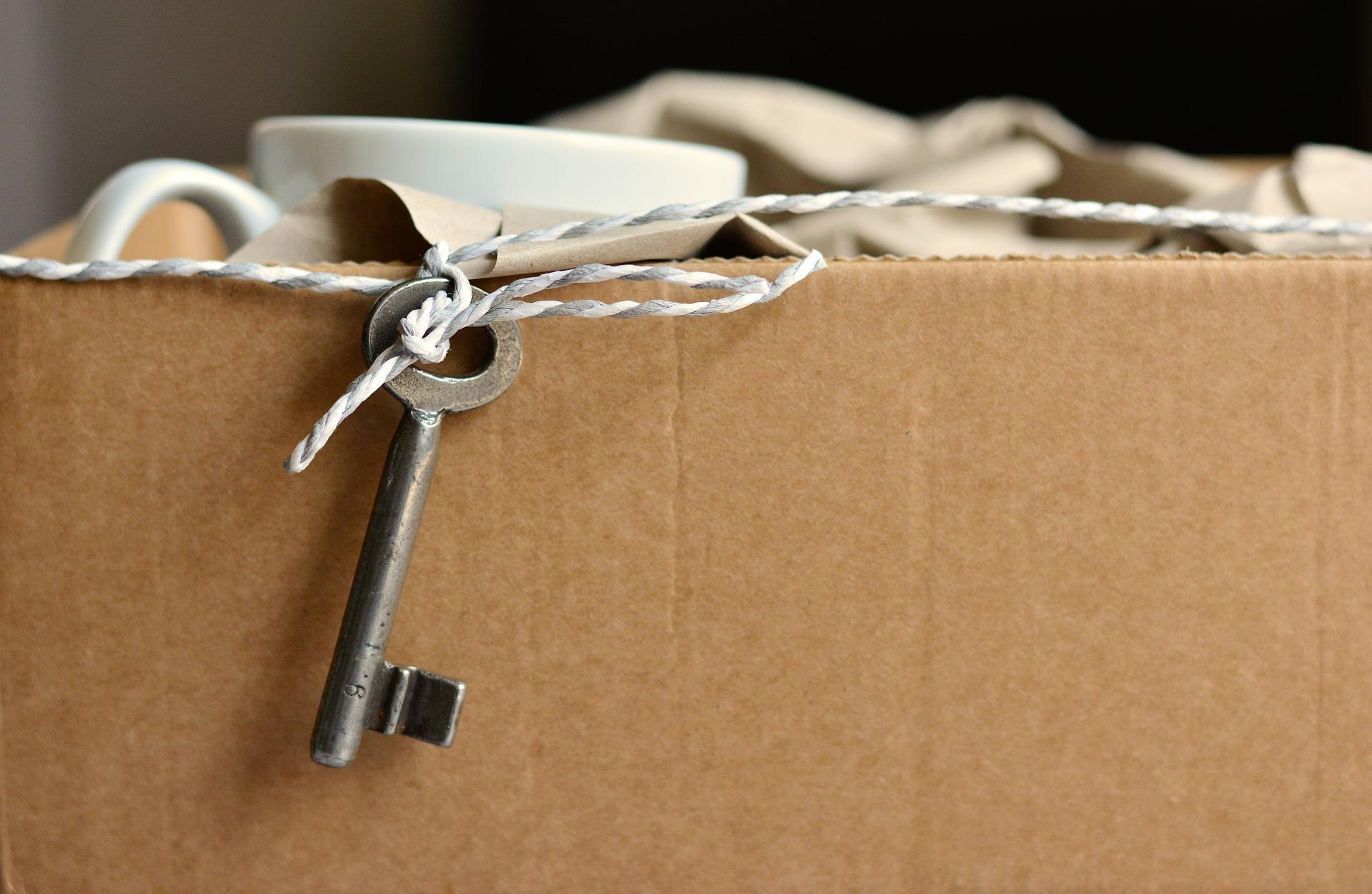 Profiter du déménagement pour désencombrer son lieu de vie