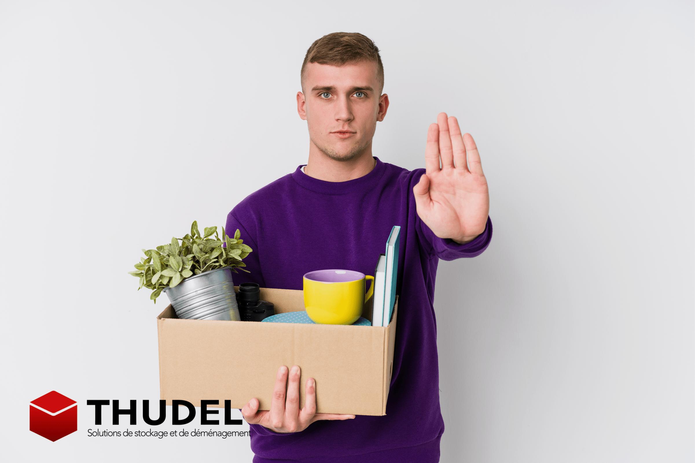 Conseils de déménagement : Comment réduire son stress ?